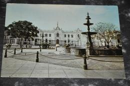 3649   LIMA  PALACIO DE GOBIERNO Y PLAZA DE ARMAS - Peru