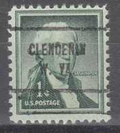 USA Precancel Vorausentwertung Preo, Locals West Virginia, Clendenin 713 - Vereinigte Staaten