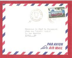 Y&T N° 1646 MARTINIQUE  Vers PARIS 1971 - France