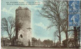 CP - France - (85) Vendée - Vouvant - La Tour De Mélusine - Poiré-sur-Vie
