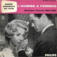 """Claude Bolling / Danielle Darieux / Mel Ferrer  """"  L'homme à Femmes  """" - Soundtracks, Film Music"""