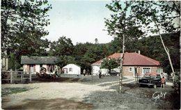 CP - France - (85) Vendée - Mervent - Hôtel De Pierre-Brune - Poiré-sur-Vie