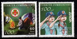 Turkije  Europa Cept 2007 Postfris M.n.h. - Europa-CEPT