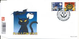 BELGIUM FDC COB 3324/3325 - FDC
