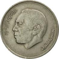 Monnaie, Maroc, Al-Hassan II, Dirham, 1987/AH1407, Paris, TTB, Copper-nickel - Maroc