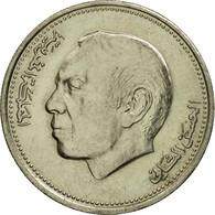 Monnaie, Maroc, Al-Hassan II, Dirham, 1987, Paris, TTB, Copper-nickel, KM:88 - Maroc