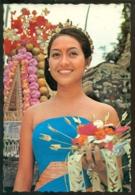 Indonesia 1975 (?) Postcard Bali - Indonesia