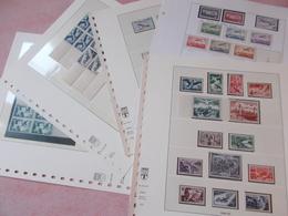 Lot N° 255 FRANCE Tres Bon Lot De Poste Aerienne N° 5 A 41 Complet , Timbre Neufs **. / No Paypal - Briefmarken