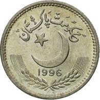 Monnaie, Pakistan, 25 Paisa, 1996, SUP, Copper-nickel, KM:58 - Pakistan