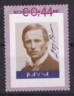 Nederland - Luitzen Egbertus Jan Brouwer - 1881-1966 - Wiskundige/filosoof - MNH - NVPH 2522 - Onderzoekers
