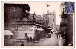 2814 - Narbonne ( 11 ) - Rue Jean-Jaurès ( Tour Du Musée ) - Combier Imp. à Macon - - Narbonne