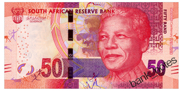 SOUTH AFRICA 50 RAND 2018 Pick New Unc - South Africa