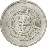 Monnaie, Algeria, 5 Centimes, 1974, Paris, TB+, Aluminium, KM:106 - Algérie