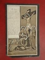 Alfons Degrendele - Godderis Geboren Te Rousselaere 1859  En Overleden  1904  (2scans) - Religion & Esotérisme