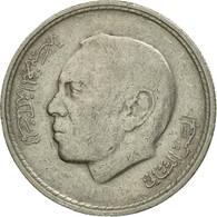 Monnaie, Maroc, Al-Hassan II, 50 Santimat, 1974, Paris, TB+, Copper-nickel - Maroc