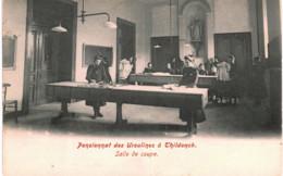 THILDONCK    Pensionnat Des Ursulines à Thildonck  Salle De Coupe - Haacht