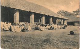 THILDONCK    Mission Des Religieuses Ursulines Au Bengale  Classe En Plein Air - Haacht