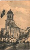 THILDONCK    Mission Des Religieuses Ursulines Au Bengale   Sortie De La Procession - Haacht