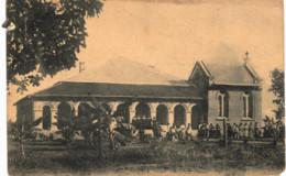 THILDONCK    Mission Des Religieuses Ursulines Au Bengale Couvent De Longo - Haacht