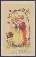 CPA  Fantaisie Couple D'enfants Réf 1280 - Kinderen