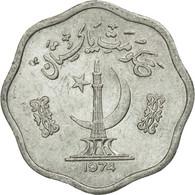 Monnaie, Pakistan, 2 Paisa, 1974, TTB, Aluminium, KM:34 - Pakistan