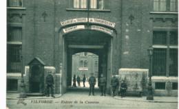 VILVORDE   Entrée De La Caserne - Vilvoorde