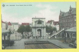 * Antwerpen - Anvers - Antwerp * (SBP, Nr 413) Porte Scaldis Date De 1624, Port, Train, Zug, Haven, Cheval, Couleur - Antwerpen