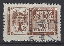 Derechos Consulares 159 (o) Serie C - Fiscales