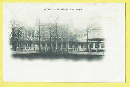 * Antwerpen - Anvers - Antwerp * Le Jardin Zoologique, Dierentuin, Zoo, Kiosk, Kiosque, Parc, Very Old, Rare - Antwerpen
