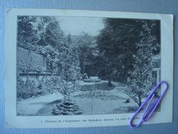 Clinique De LEspérance ANVERS - Un Coin Du Jardin Avant 1906 - Antwerpen