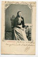 ISLANDE HUFUBUNINGUR  Jeune Fille En Costume 1904 Timbrée - Edit Utg Tlinsen Johnson No 2239     /D24-2018 - Islande