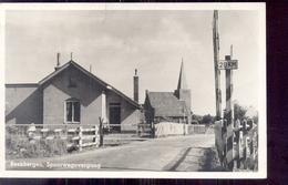 Beekbergen - Spoorwegovergang - 1952 - Apeldoorn - Pays-Bas