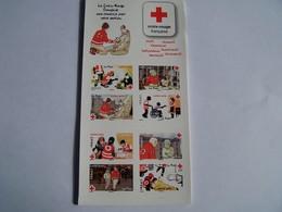 FRANCE NEUF  Carnet Croix Rouge   Année 2016 - Carnets