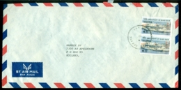 Nigeria Airmail Cover  From Aba To Holland Mi 662 (2) - Nigeria (1961-...)