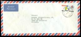 Nigeria Airmail Cover  To Holland Mi 637 - Nigeria (1961-...)