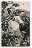 OUBANGUI CHARI Lib Au Messager Photo Hoaqui - Femme Balali Fumant Sa Pipe 1954 écrite     /D24-2018 - Central African Republic