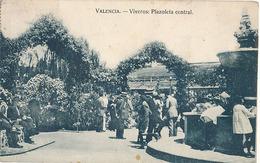 VALENCIA - VIVEROS PLAZOLETA CENTRAL (C P DE CARNET) - Valencia