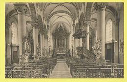 * Ville En Waret (Andenne - Namur - La Wallonie) * (Albert - Editeur L. Tordeur) Intérieur De L'église, Kerk, Church - Andenne