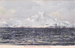 456/ Monte Sarmiento ( Tierra Del Fuego) 1908 - Argentinië