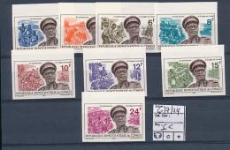 CONGO KINSHASA COB 617/24 MNH - Dem. Republik Kongo (1964-71)