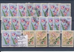 BELGIAN CONGO COB 322/23 USED - Congo Belge