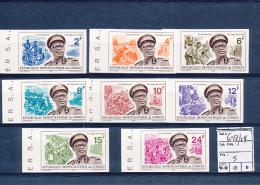 CONGO KINSHASA COB 617/24 MNH - República Democrática Del Congo (1964-71)