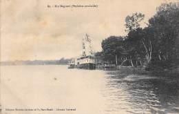Bresil . N° 47462 . Rio Maguari.editores Tavares Cordoso.para - Belém