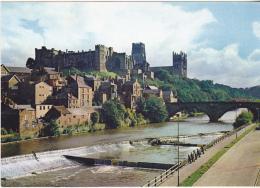Postcard - Durham Castle & Cathedral - Card No. Durham 8146 - VG - Postcards