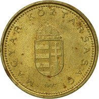 Monnaie, Hongrie, Bazor, Forint, 1997, Budapest, TB, Nickel-brass, KM:692 - Hungary