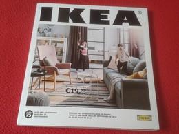 SPAIN. CATÁLOGO EN ESPAÑOL DE EMPRESA IKEA (SUECIA SWEDEN) CATALOGUE 2019 KATALOG 282 PÁGINAS APROX. MUEBLES..FURNITURE. - Otros
