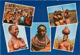 KENYA FEMMES SEINS NUS ET SCENES DE VIE - Kenya