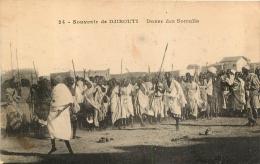 DJIBOUTI DANSE DES SOMALIS - Djibouti