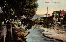 MOSTAR - NARENTAPARTIE - Bosnien-Herzegowina