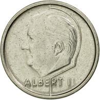 Monnaie, Belgique, Albert II, Franc, 1993, Bruxelles, TTB, Nickel Plated Iron - 1951-1993: Baudouin I